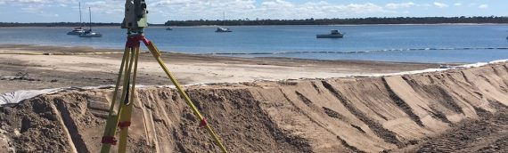 Engineering Surveyor for Boat Ramp, Carpark and Rock Groyne