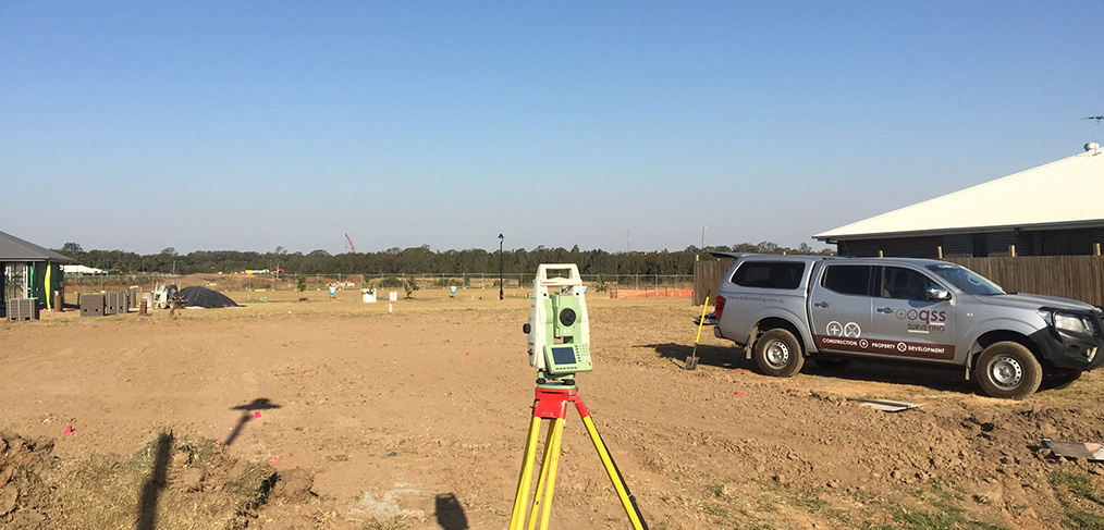 Set Out Surveyor