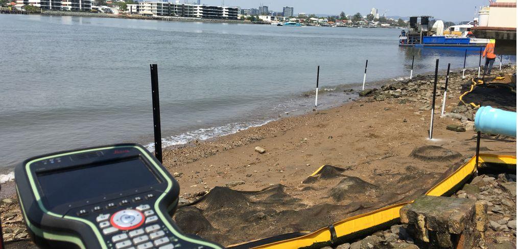 Wharf Construction Surveyor